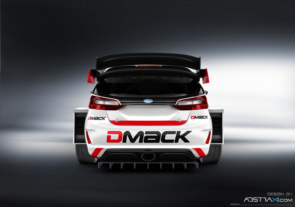 ford fiesta wrc 2017 dmack world rally team. Black Bedroom Furniture Sets. Home Design Ideas