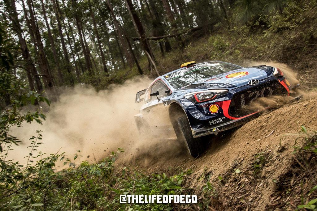 Pronostics WRC & WRC-2 2018 - Page 2 Wrc_Australia_2017_8