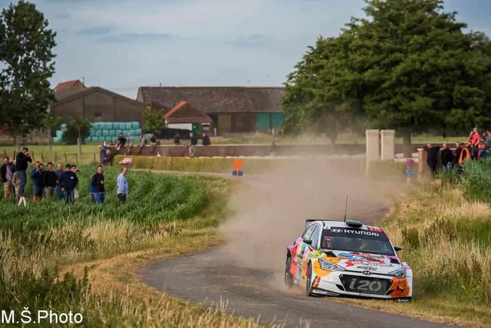 Rallye ypres 2017