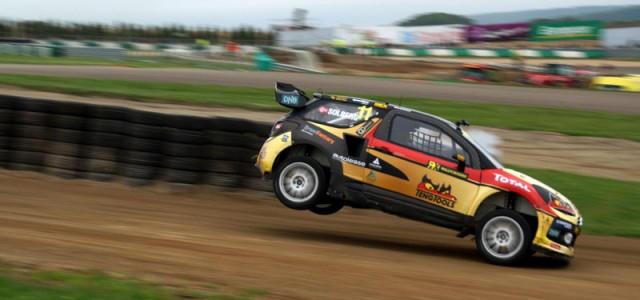 Manche 6 du FIA World RallycrossRX 2014 en Belgique Day1 Day2
