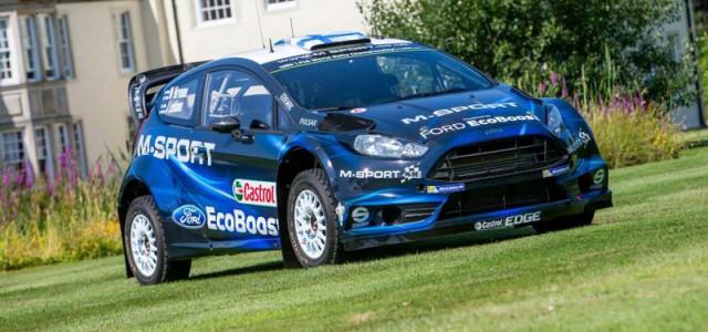 Le Team Ford via un communiqué de presse et quelques photos a présenté aujourd'hui le nouveau design avant de sa Ford Fiesta Wrc 2014. Reportée à plusieurs reprises, cette fameuse […]
