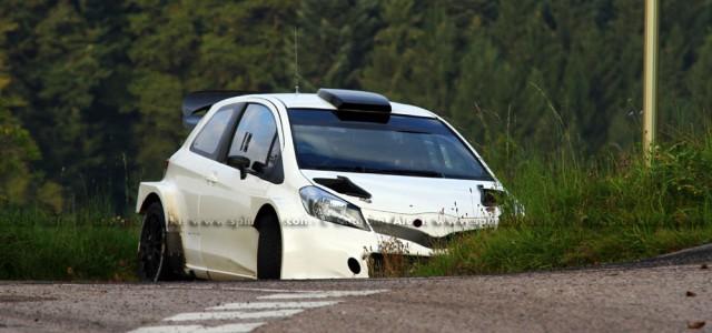 Le reportage complet des Tests Toyota Motorsport pour la première fois en France sur le tarmac avec la Yaris WRC (Septembre 2014).