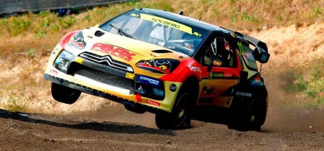 Après son succès en France à Lohéac, Petter Solberg décroche ce week-end sa 4ème victoire de la saison World RallycrossRX 2014 pour seulement 0s005 devant le pilote Audi (EKS Team) […]