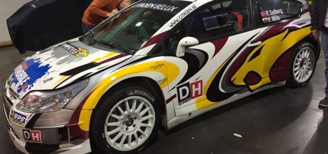 L'attraction rallystique de cette fin d'année va se dérouler ce week-end en Belgique au Rallye du Condroz-Huy édition 2014. Pour l'occasion le Team Citroën en partenariat avec MarcVDS Racing Team […]