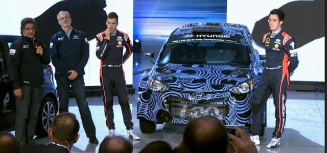 Ce matin, Hyundaï Europe et Hyundaï Motorsport avaient donné rendez-vous aux internautes via un Stream Live pour présenter, entre autre, sa saison Wrc 2015. Quelques éléments sont ressortis de ce […]