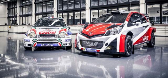 Toyota Motorsport vient d'annoncer officiellement ce vendredi son retour en Championnat du Monde des Rallyes avec la Yaris Wrc pour 2017. L'histoire commence fin 2013, quand Toyota Motorsport annonce le […]