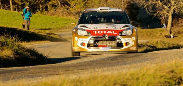 Cette semaine c'est au tour du Team Citroën Racing de se préparer au Rallye Wrc Monte-Carlo 2015. Cinq DS3Wrc seront engagées sur le Rallye avec Loeb et Meeke qui marqueront […]
