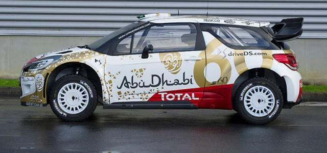 Afin de célébrer les 60ans de la DS (1955-2015), Citroën Racing a modifié la livrée de son auto de compétition en dévoilant ce matin la DS3Wrc 2015. Dans les mêmes […]