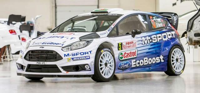 Nouvelle année, nouvelle saison, nouvelles couleurs. Le Team Ford M-Sport a dévoilé ce matin la nouvelle livrée de sa Ford Fiesta Wrc 2015. Un avant blanc accompagné d'un arrière dégradé […]