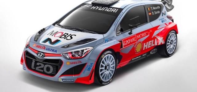 Hyundaï Motorsport a révélé également ce matin les couleurs 2015 de la i20Wrc. Peu de changement à noter sur la livrée mis à part trois nouveaux sponsors : Mobis, WIA […]