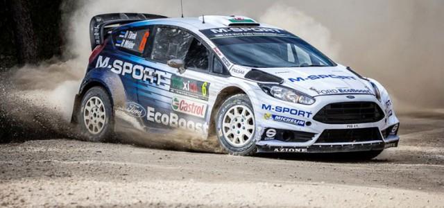 Cette semaine tous les Teams Wrc hormis Citroën Racing se sont préparés en Espagne afin d'aborder le Rallye Wrc Mexique 2015, première manche terre de l'année, dans les meilleures conditions. […]