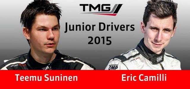 Toyota Motorsport qui prépare son retour en WRC pour 2017 communique de jour en jour sur les détails de son programme. Avec Sarrazin et Lindholm c'est aujourd'hui qu'on apprend la […]