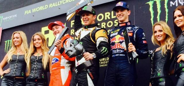 Petter Solberg remporte la seconde manche du Championnat du Monde de RallycrossRX qui s'est déroulée ce week-end en Allemagne à Hockenheim. Après avoir terminé second lors de la manche d'ouverture […]