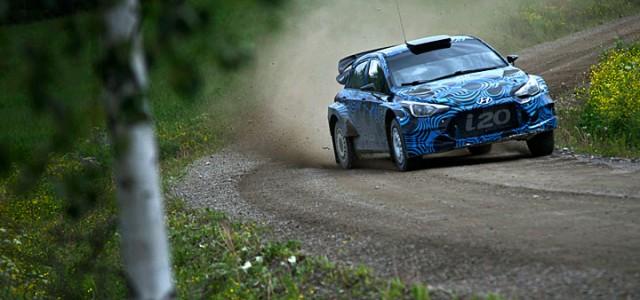 Le Team Hyundaï Motorsport actuellement en essais préparatifs du prochain Rallye Wrc Finlande en a profité pour faire également une serie de tests avec la nouvelle i20Wrc qui sera engagée […]