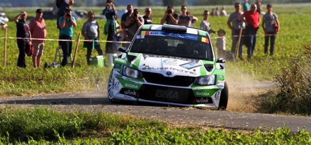 La 5ème manche du Championnat ERC 2015 se déroule ce week-end en Belgique au Rallye Kenotek Ypres. 253,38kms répartis sur 17 spéciales de vendredi à samedi avec un plateau exceptionnel […]