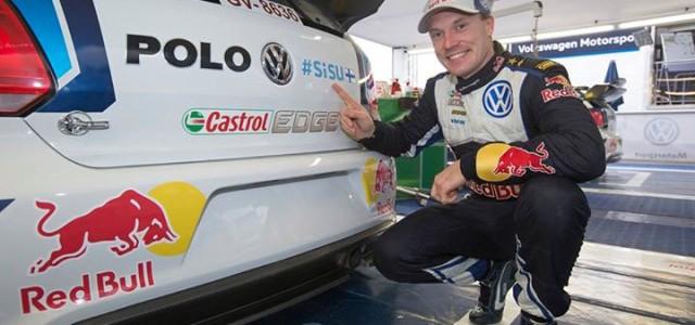 Impérial et rapide tout le week-end, Jari-Matti Latvala décroche ce week-end sa 3ème victoire (2010-2014-2015) au Rallye Wrc Finlande devant Ogier+13s7 et Ostberg+1m36s8 (classement complet) Plus haut, plus vite, plus […]