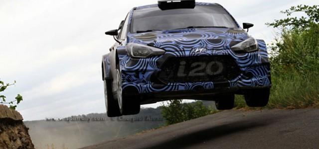 Le Team Hyundaï Motorsport qui a passé une semaine fin juin en Finlande avec ces deux modèles de la i20Wrc, s'attaque cette semaine au tarmac allemand. Dans les vignobles Mosellan, […]