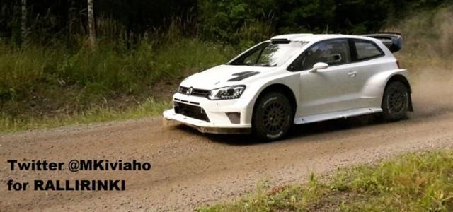 C'est parti ! Volkswagen Motorsport prend les devants en débutant cette semaine les tests de la nouvelle réglementation en vue de la révolution WRC 2017. Marcus Grönholm pilote officiel des […]