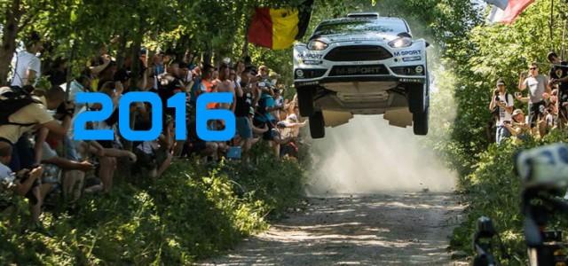 A vos agendas : PLANETEMARCUS vous présente la saison Wrc 2016 avec la mise à jour annuelle du site. Avec 14 Rallyes au programme l'année prochaine, tout est prêt pour […]