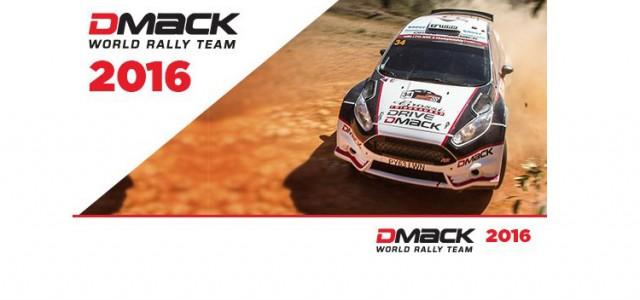 Le manufacturier DMACK vient d'officialiser ce matin la création de son Team sur le Championnat du Monde des Rallyes 2016. C'est Ott Tanak qui a été choisi comme pilote pour […]
