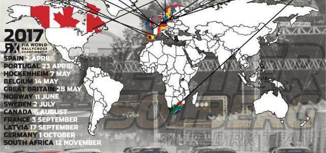 <!-- AddThis Sharing Buttons above -->Le Championnat du Monde de RallycrossRX qui vient de titrer pour la première fois de sa carrière Mattias Ekström chez Audi, a dévoilé son calendrier qui se déroulera dans douze […]