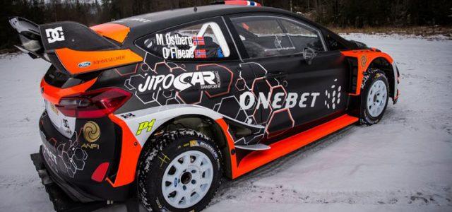 <!-- AddThis Sharing Buttons above -->Ce samedi, Mads Ostberg a dévoilé les couleurs de sa nouvelle Ford Fiesta Wrc 2017 pour le Team composé de lui-même et Martin Prokop. Mads Ostberg et Martin Prokop sont […]