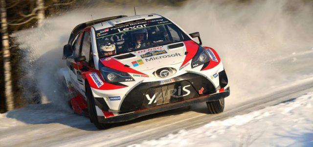 <!-- AddThis Sharing Buttons above -->Impérial, rapide et performant tout le week-end Suédois Jari-Matti Latvala n'a pas tardé à démontrer les performances de la Toyota Yaris Wrc en s'imposant sur le Rallye Wrc Suède 2017. […]