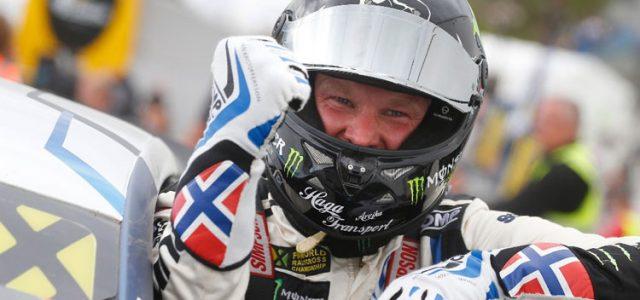 <!-- AddThis Sharing Buttons above -->Le leader du Championnat Johan Kristoffersson a remporté ce week-end en Norvège sur le circuit de Hell son deuxième succès de l'année après celui de Belgique à Mettet. L'histoire est […]