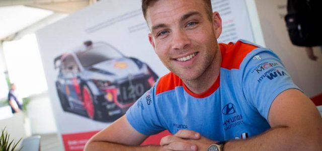 <!-- AddThis Sharing Buttons above -->Bonne nouvelle pour le Championnat de France des Rallyes, Hyundaï Motorsport a confirmé la participation de Hayden Paddon et Seb Marshall au volant de la i20R5 pour le Rallye du […]