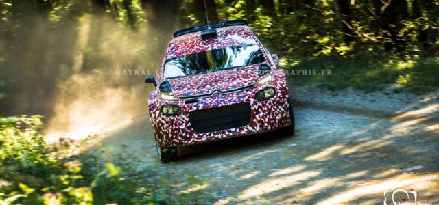 Le Team Citroën Racing qui a dévoilé sa nouvelle C3R5 ce lundi a tout de suite enchaîné avec une première série d'essais dans le Sud de la France durant plusieurs […]