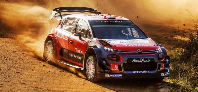 Lors de leur première séance d'essai sur asphalte avec la C3Wrc, Yves Matton avait indiqué qu'une seconde journée sur terre serait au programme pour Sébastien Loeb et Daniel Elena. Ce […]