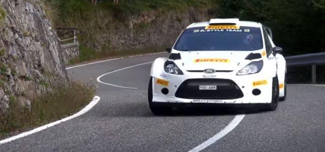 Kalle Rovanperä était en Italie cette semaine pour réaliser avec le manufacturier de pneumatiques PIRELLI des essais sur asphalte au volant de la Ford Fiesta Wrc ancienne génération.