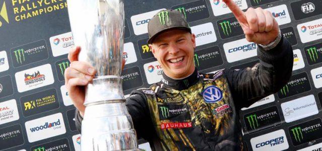 Le Champion WRX 2017, Johan Kristoffersson, termine la saison de la plus belle des manières en Afrique du Sud en inscrivant une nouvelle victoire à son palmarès : le septième […]