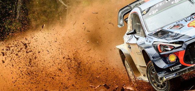 Huit spéciales se sont déroulées lors de cette seconde journée en Australie sur une piste détrempée après les pluies intenses de la nuit. Coup de théâtre en tête de course […]