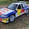 Les essais de Sébastien Loeb et Daniel Elena avec la Peugeot 306 Maxi en vue du Rallye du Var 2017.
