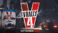 16 ans après, il est de retour ! La série des jeux vidéos V-Rally que tous les gamers ont connu revient en septembre prochain avec son quatrième opus édité par […]