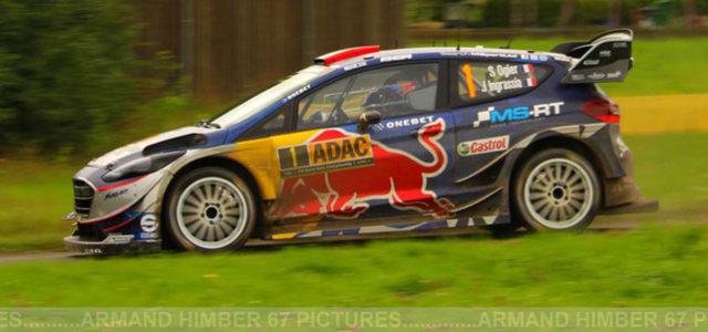 Le WRC Deutchland Rallye qui marque le retour sur asphalte du Championnat du Monde des Rallyes cet été a dévoilé son itinéraire pour l'édition 2018. Sans grande surprise, le parc […]
