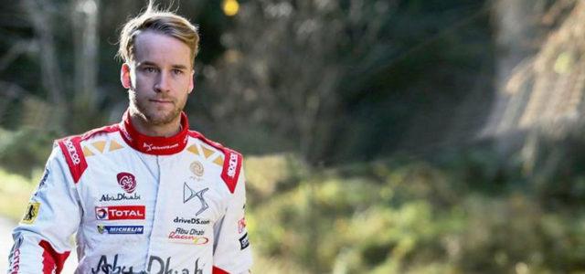 Citroën Racing confirme aujourd'hui une nouvelle extension du programme WRC avec Mads Ostberg sur la C3WRC pour cinq rallyes supplémentaires (Finlande, Deutschland, Turquie, Grande-Bretagne et Australie). Toujours copiloté par Torstein […]