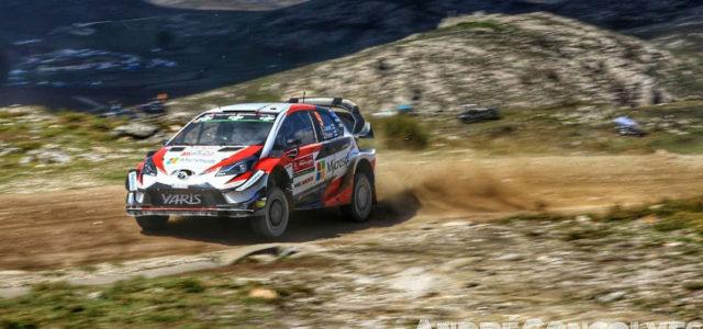 Esapekka Lappi toujours en apprentissage chez Toyota GAZOO Racing pour sa deuxième saison au plus au niveau en WRC a signé un bon résultat au Portugal ce week-end au volant […]