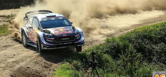 C'était le moment de se montrer et de prouver son potentiel à Malcom Wilson ! La jeune recrue du Team M-Sport Ford, Teemu Suninen arrache au rallye WRC Portugal 2018 […]