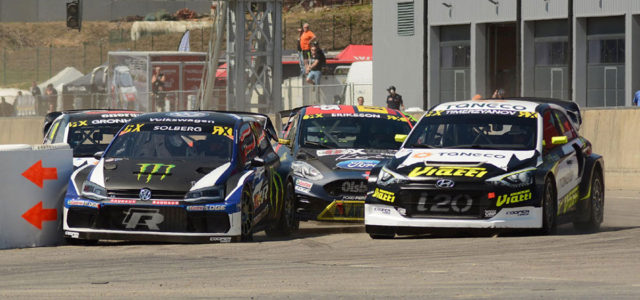 Manche historique du championnat du monde RallycrossRX, le WRX à Mettet sur le circuit de Jules Tacheny ne continue pas l'aventure avec le promoteur et ne sera plus présent au […]