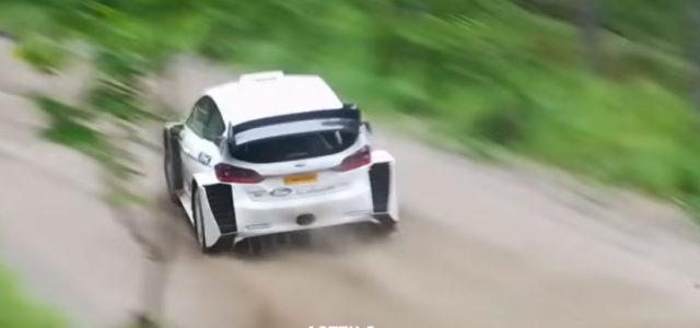 A quinze jours du rallye WRC Finlande, le team M-Sport Ford a posé ses valises sur le toboggan finlandais cette semaine pour ajuster les réglages de la Ford Fiesta WRC […]