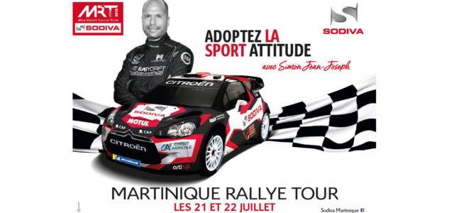 Comme en 2017, Simon Jean-Joseph s'offre une nouvelle pige sur son île natale à l'occasion du Martinique Rallye Tour (21-22 Juillet) engagé sur une Citroën DS3WRC préparée par PH Sport.