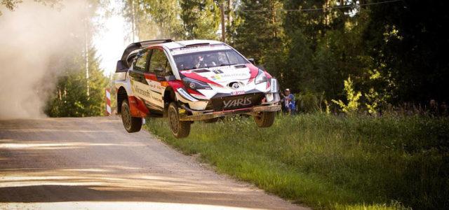Réunis pour un test grandeur nature au rallye d'Estonie, Ott Tänak s'impose devant ses amis du WRC Hayden Paddon et Craig Breen en remportant onze des seize chronos au volant […]