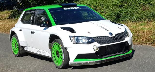 Cinq journées de préparation pour Skoda Motorsport et sa Fabia R5 ont démarré ce lundi matin sur les coteaux mosellans en vue du prochain Rallye WRC Allemagne 2018 cet été. […]