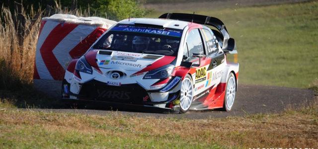 Après sa victoire en 2017 avec M-Sport et la Ford Fiesta WRC, Ott Tänak double la mise ce week-end en remportant l'édition 2018 du Rallye WRC Allemagne avec Toyota Gazoo […]