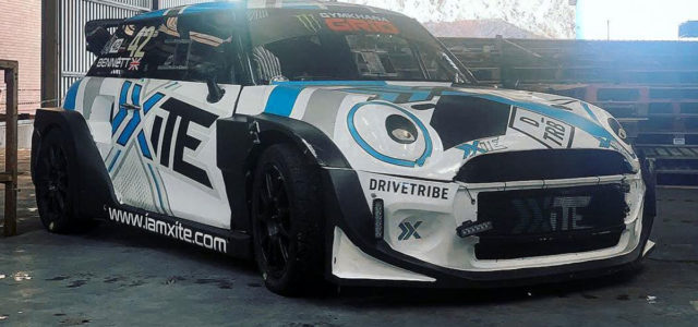 Une jolie Mini RX sera alignée par l'équipe XITE Racing pour la saison complète WRX 2019 avec à son volant Oliver Bennett. Un pilote habitué du paddock puisqu'il a participé […]