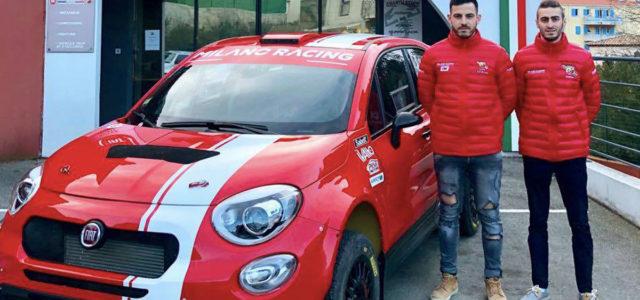 La nouvelle Fiat MR 500X R4 (quatre roues motrices) développée par Milano Racing en partenariat avec ORECA débarque cette année en championnat de france des rallyes terre. C'est Vincent Dubert […]