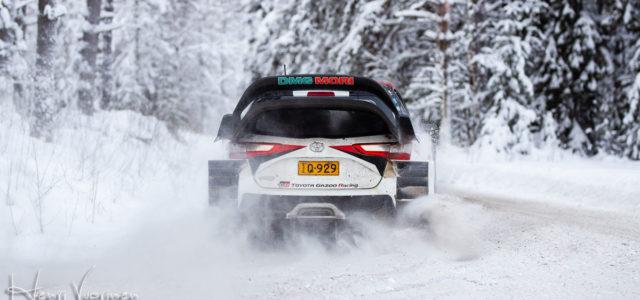 Alors que Hyundai a choisi directement la Suède comme terrain d'entraînement pour la deuxième manche sur neige du championnat WRC, Toyota et M-Sport se sont dirigés en Finlande cette semaine […]
