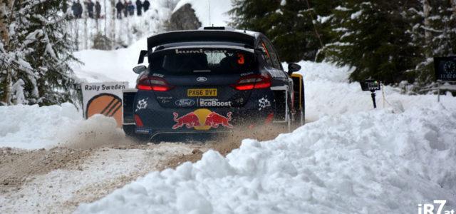 Après une troisième journée de course et huit spéciales visitées ce samedi où la neige manque cruellement cette année en Suède, Ott Tänak est le solide leader du rallye devant […]